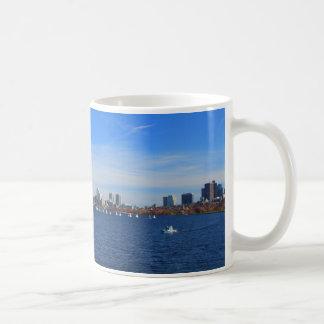Boston Charles River Panorama Coffee Mug