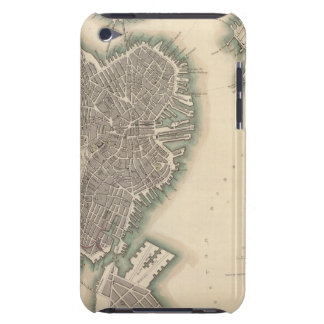 Boston, Charlestown, Roxbury iPod Touch Case-Mate Case