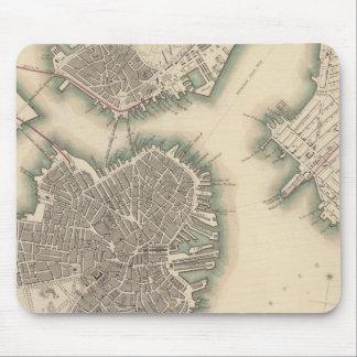 Boston, Charlestown, Roxbury Mouse Pad