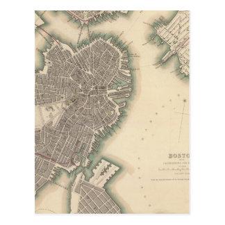 Boston, Charlestown, Roxbury Postcard
