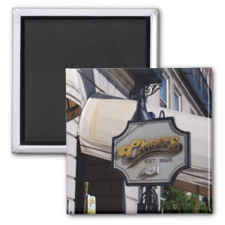 Boston Cheers 2 Inch Square Magnet