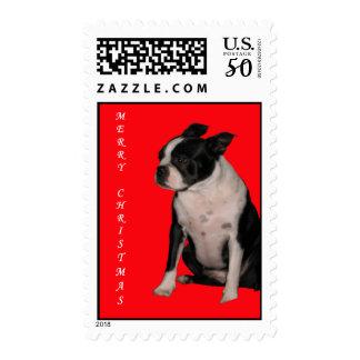 Boston Christmas Stamps