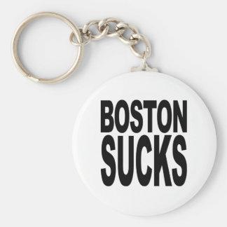 Boston chupa llavero personalizado