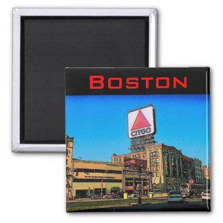 Boston Citgo Magnet