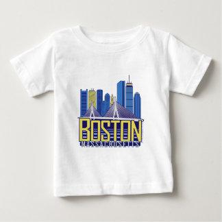 Boston City Colors Baby T-Shirt