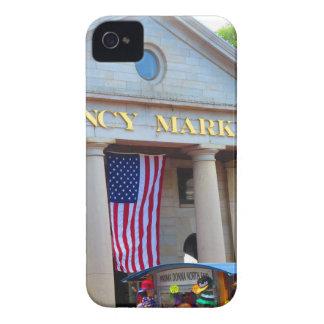 BOSTON City QUENCY Market Bus Tour views iPhone 4 Case-Mate Case