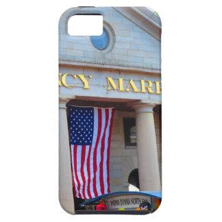 BOSTON City QUENCY Market Bus Tour views iPhone 5 Cover