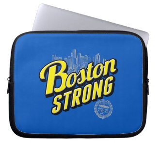 Boston City Strong Remembers Decor Computer Sleeve