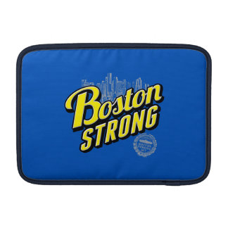 Boston City Strong Remembers Decor Sleeve For MacBook Air