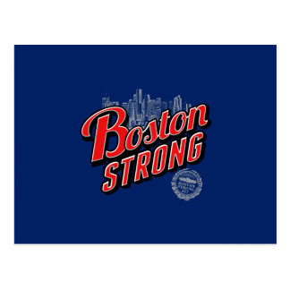 Boston City Strong Remembers Postcard
