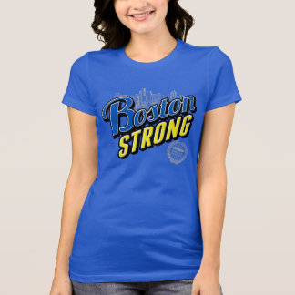 Boston City Strong Remembers T-Shirt