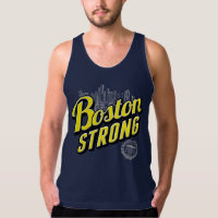 Boston City Strong Remembers Tank Tops