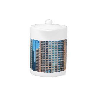 Boston  city Urban Landcape towers arcchitecture