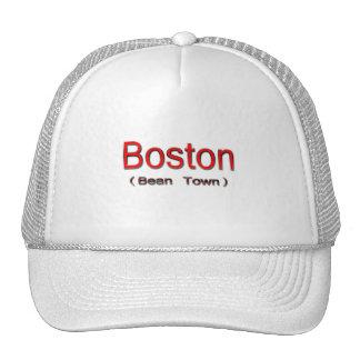 Boston (ciudad) de la haba 2 gorras