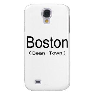 Boston (ciudad de la haba) funda para galaxy s4