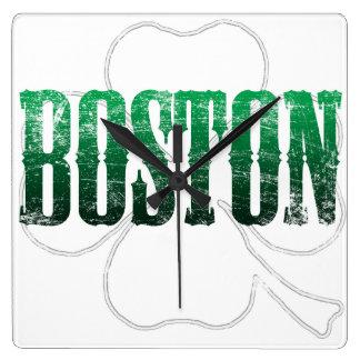 Boston Clock