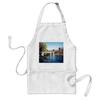 boston common adult apron