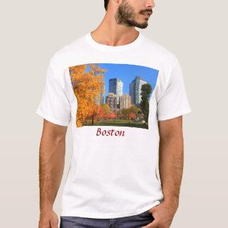 Boston Common in Autumn T-Shirt