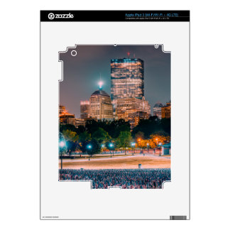 Boston Common iPad 3 Decal
