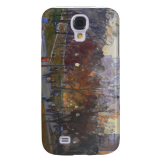 """Boston Common"" iPhone cover"