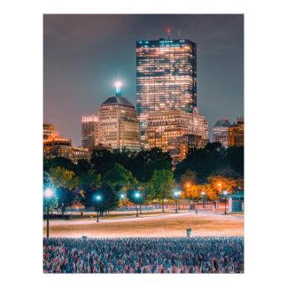 Boston Common Letterhead