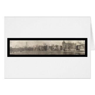 Boston Common MA Photo 1910 Card