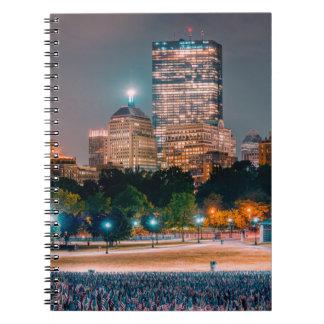 Boston Common Notebook