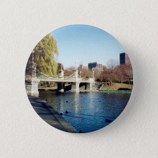 boston common pinback button