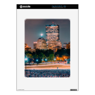 Boston Common Skins For iPad