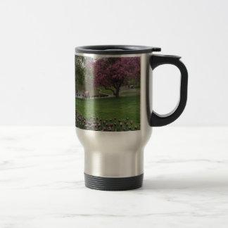 Boston Commons Travel Mug