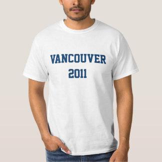 Boston contra el juego 7 de Vancouver Playera