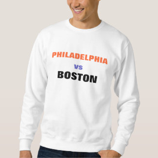 BOSTON CONTRA PHILADELPHIA SUÉTER