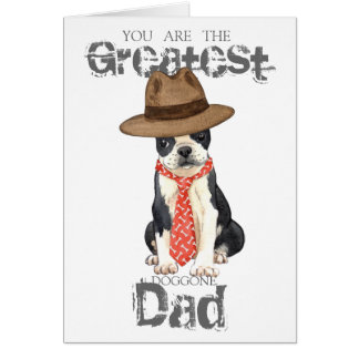 Boston Dad Card