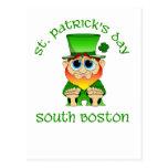 ~ Boston del sur del día de St Patrick Postal