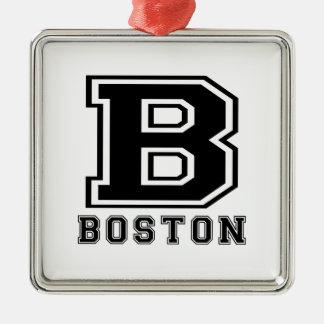 Boston Designs Christmas Ornaments