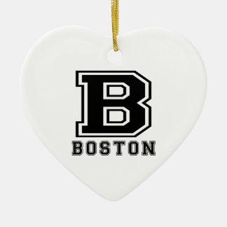 Boston Designs Christmas Tree Ornament
