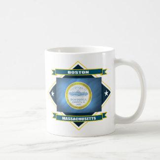 Boston Diamond Mug