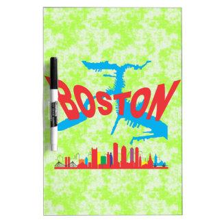 Boston Dry Erase Board