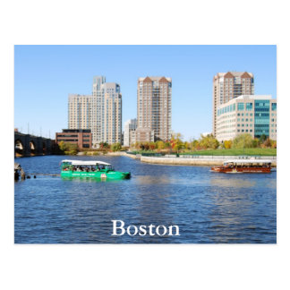 Boston Duck Tours Post Cards