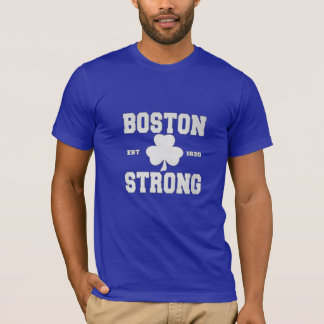 BOSTON EST.1620 FUERTE PLAYERA