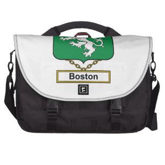 Boston Family Crest Computer Bag