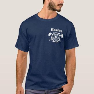 Boston Fire Dept. E33 & L15 T-Shirt