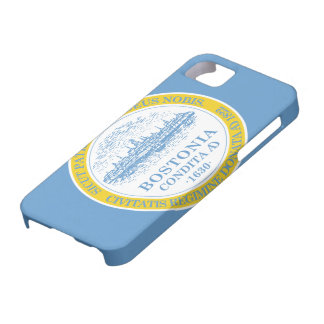 Boston Flag iPhone SE/5/5s Case