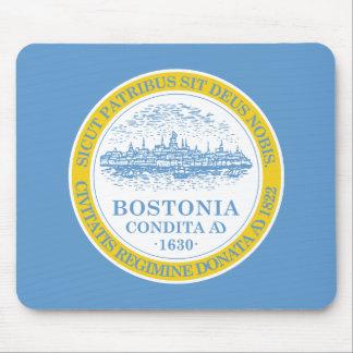 Boston Flag Mousepads