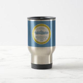 Boston Flag Coffee Mug