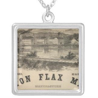 Boston Flax Mills Necklaces