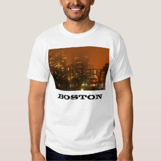 Boston Foggy First Night Shirt