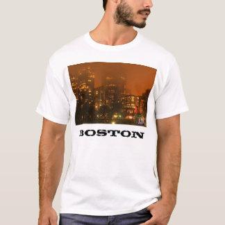 Boston Foggy First Night T-Shirt