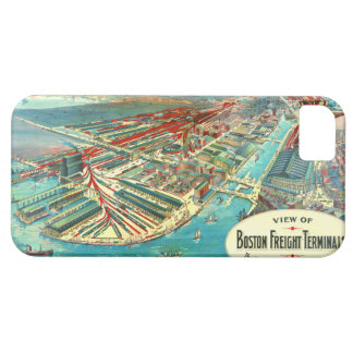 Boston Freight Terminals 1903 iPhone 5 Cases