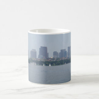 Boston from the Charles Coffee Mug
